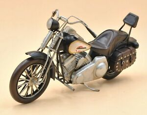 Vintage Hand Made Black Indian Motorcycle Motorbike Perfect Gift For Bikers Sale Ebay
