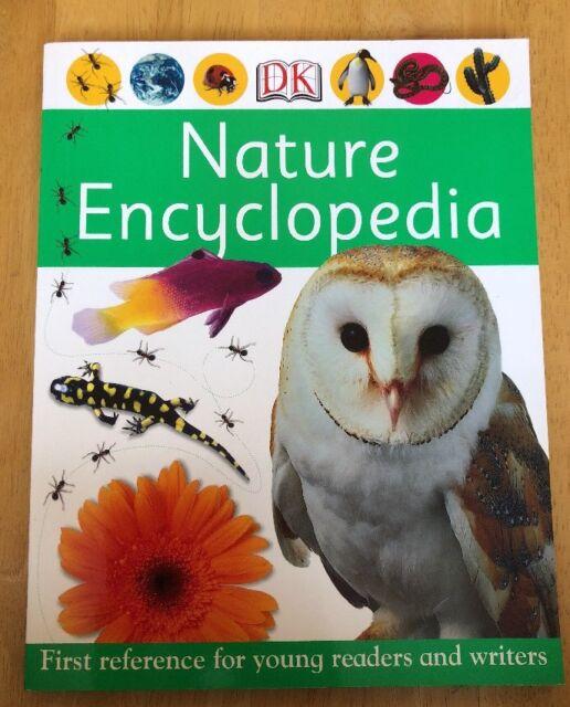 DK Nature Encyclopedia by Caroline Bingham & Ben Morgan (Paperback)