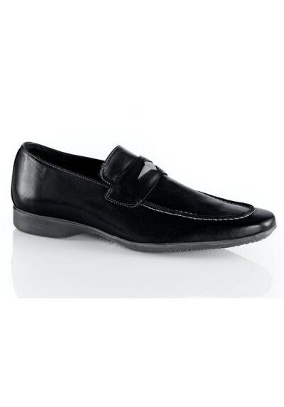midreia scarpe HEINE Uomo Scarpe basse scarpe midreia business, EU 41-44, Nero d2c968