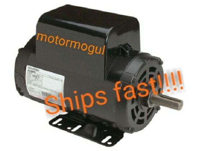 Baldor M3710t  Spec 37a01w452 Ac Motor  Hp 7 2  Rpm 1725