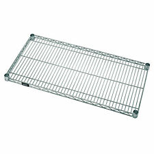 Quantum Stainless Steel Shelf Width 14 In Depth 36 In Material Stainless Steel