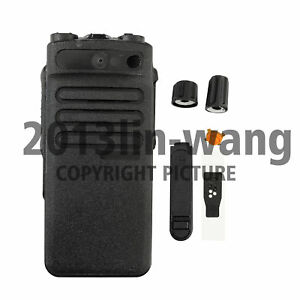 5x Brand new front case Housing cover for motorola PRO5150 portable Radio