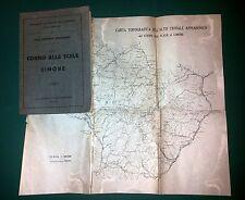 DAL CORNO ALLE SCALE AL CIMONE Guida Sanmarchi Appennino Alpinismo 1931