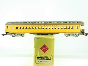 G-Scale-Aristocraft-ART-31408-UP-Union-Pacific-Observation-Passenger-Car