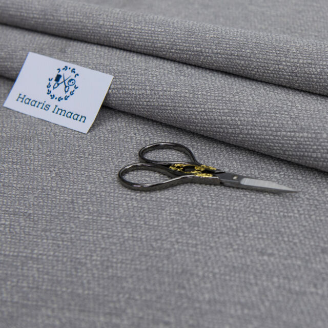 Ash Upholstery Fabric Textile Material Car Interior, Cushion, Sofa & Curtain