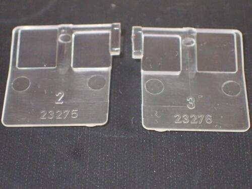 Märklin h0 e 174686 ventanas laterales re li ventana máquina de vapor 3085 3082 3084 nuevo