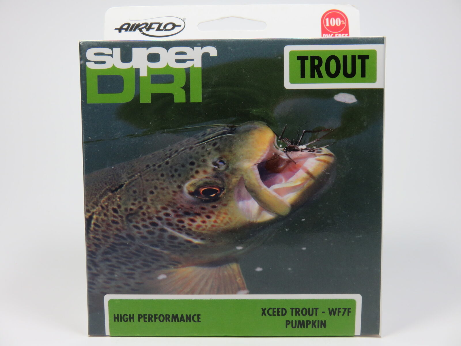 Airflo SuperDri Trout Xceed Fly Line  WF7F