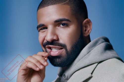 MULTIPLE SIZES Hip Hop Rap Recording Artist Music A DRAKE Poster