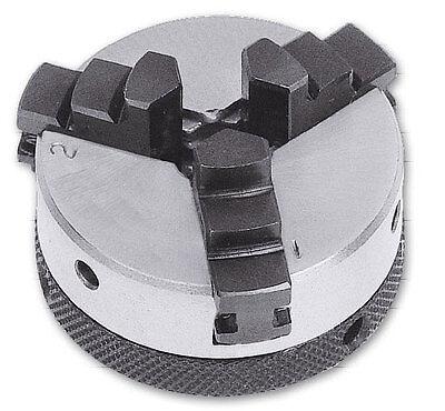 Lathe Chuck 50mm Self Centering 3 Jaw Mounting Thread M12x1.0