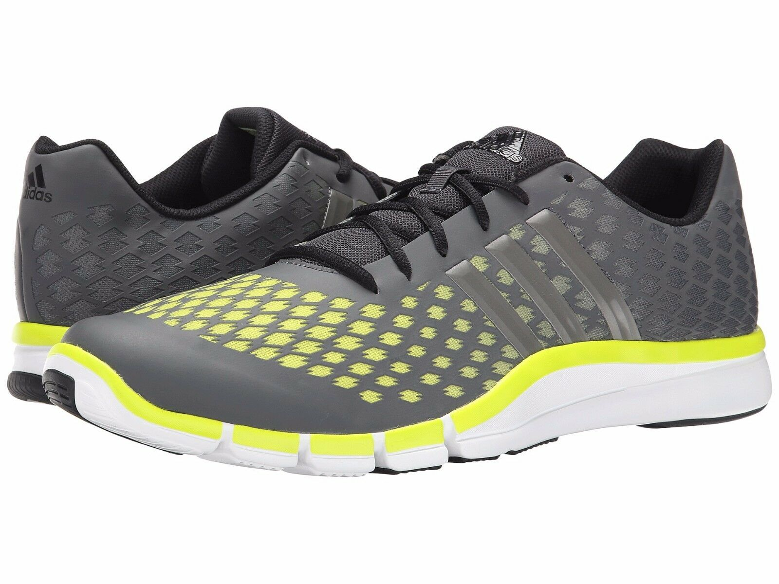 New Men's adidas Adipure 360.2 Primo Athletic Sneakers Shoes SZ 13