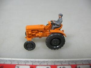 Ae878-0-5-wiking-h0-1-87-modele-Fahr-remorqueur-380-8-jaune-orange