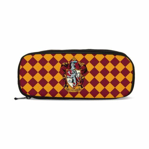 Harry Potter Gryffindor mochilas Grande Caja de Almuerzo Aislado Cruz Bolso Estuche De Pluma Lote