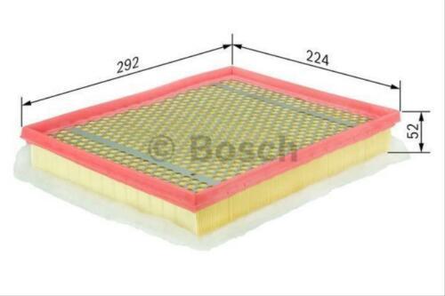 BOSCH ORIGINALE INSERTO Filtro Aria F 026 400 012