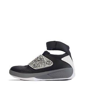 """Nike air jordan xx """"playoff"""" chaussures hommes en noir/blanc"""
