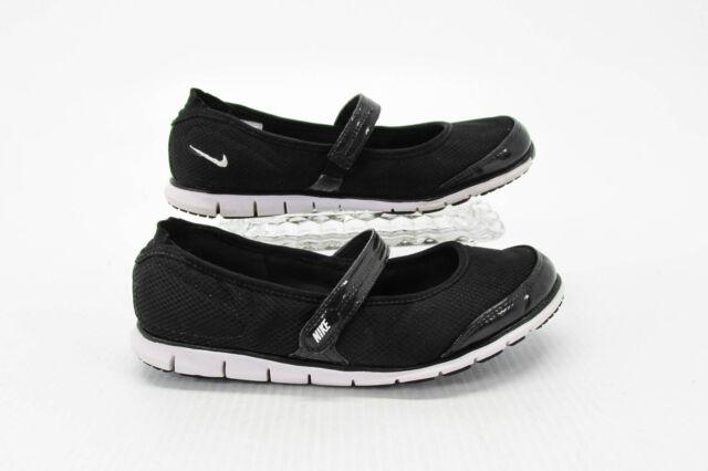 Nike Women Shoe Size 8m Black Mary Jane