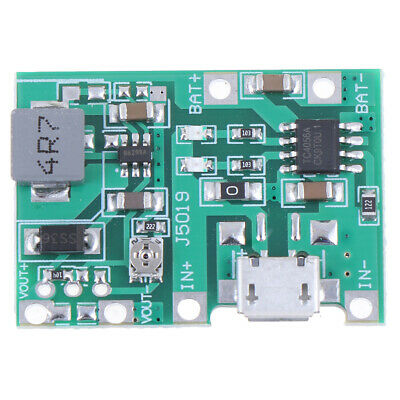 5x5V to 3.3V DC-DC Step-Down Power Supply Module AMS1117 LDO 800MA SM1 Fad