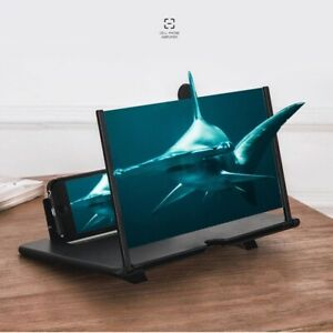 Schermo Proiettore di ingrandimento per cellulare foto video display