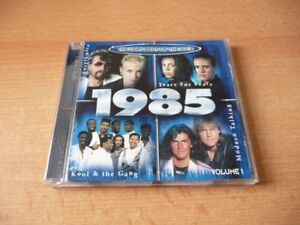 CD The Very Best of the 80`s - 1985 Vol 1: Modern Talking Moti Special Mr Mister