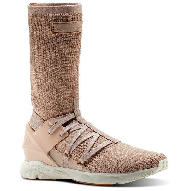 Reebok Sock Runner Caged (Gum Bare Beige Cl Wht Bar) Men's shoes CN2485