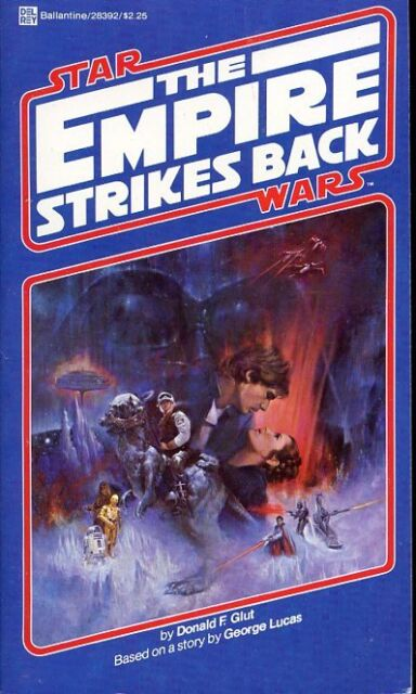 George Lucas Star Wars THE EMPIRE STRIKES BACK - SIGNED - 1/1000 COPIES 1980