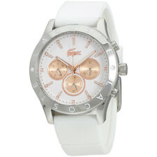 Lacoste Women's 'Charlotte' Quartz Stainless Steel and Silicone Watch 2000940