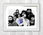 Frank-Zappa-amp-The-Mothers-of-Invention-A4-signed-poster-Choice-of-frame thumbnail 4