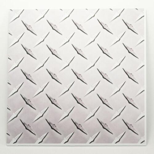 "Infused Kydex Diamond Plate Print 7.5/"" X 7.5/"" Sheet Multi Lots Available"