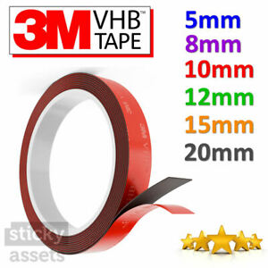 3M-VHB-Double-Sided-Tape-Extra-Strong-3M-Adhesive-Mounting-Tape-Heavy-Duty