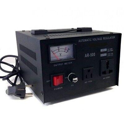 Convertitore di tensione 5000w Trasformatore Step Up /& Down CE 230 a 110v /& 110v a 230v