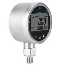 Digital Hydraulic Pressure Gauge 400bar 0 40mpa 0 10000psi G14 Connector Zr