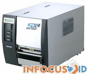 Refurbished-Toshiba-TEC-SX4-Thermal-Transfer-Barcode-Label-Printer-With-Ethernet