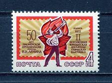 RUSSIA  1972  SC # 3973  50th  ANNIV.  OF  LENIN  PIONEER  ORG..  MNH  OG .