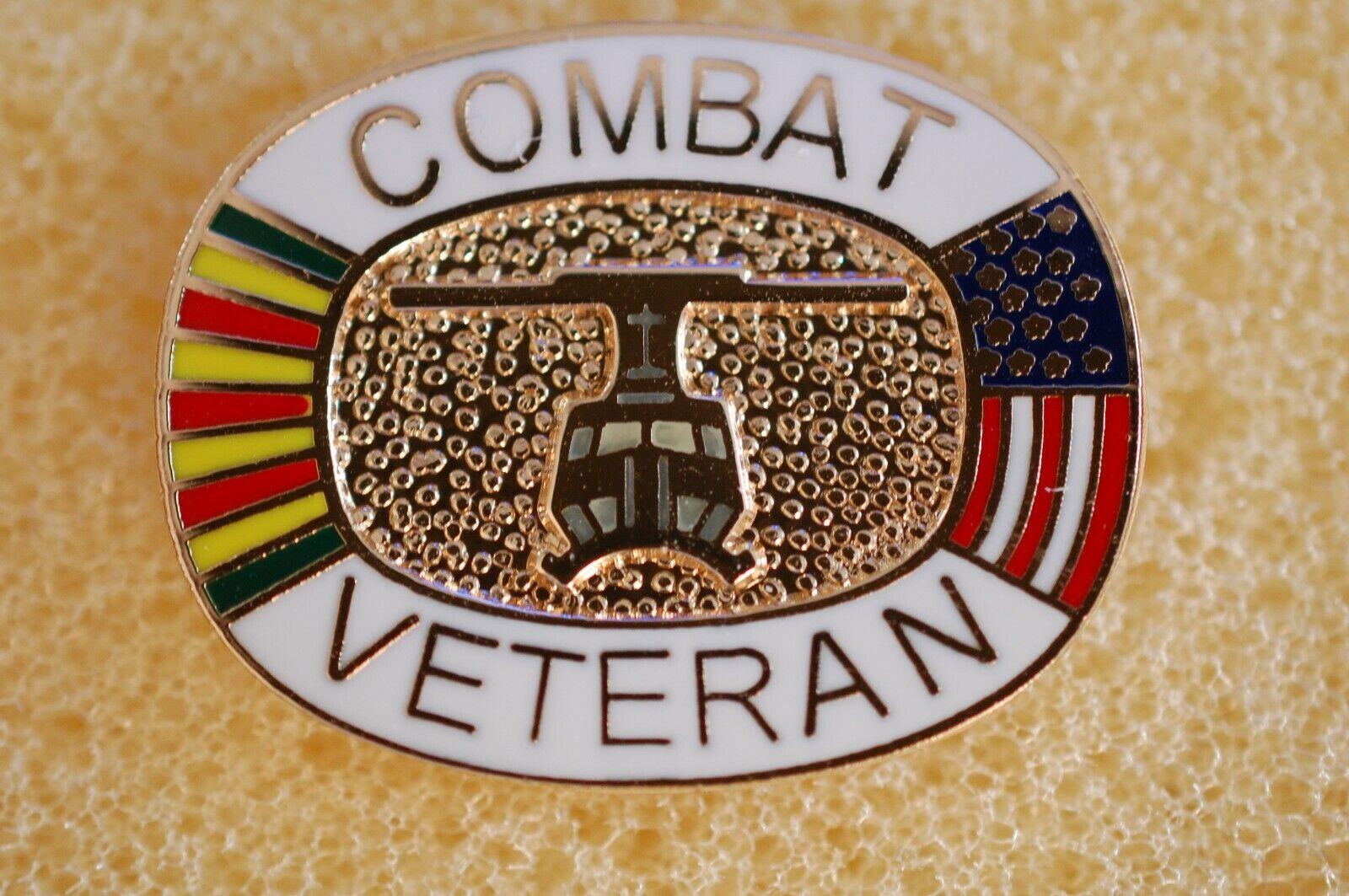US USA Vietnam Vet Veteran S^^^ Burner Military Hat Lapel Pin