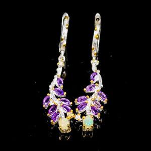 Opal-Earrings-Silver-925-Sterling-Handmade-Design-E41034