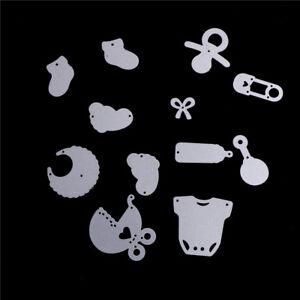Baby-Equipment-Series-Metal-Crafts-Cutting-Dies-Stencils-Photo-Album-v