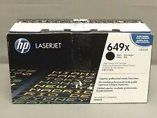 GENUINE HP CE260X Black HIGH YIELD Toner Cartridge 649X CP4525 NEW