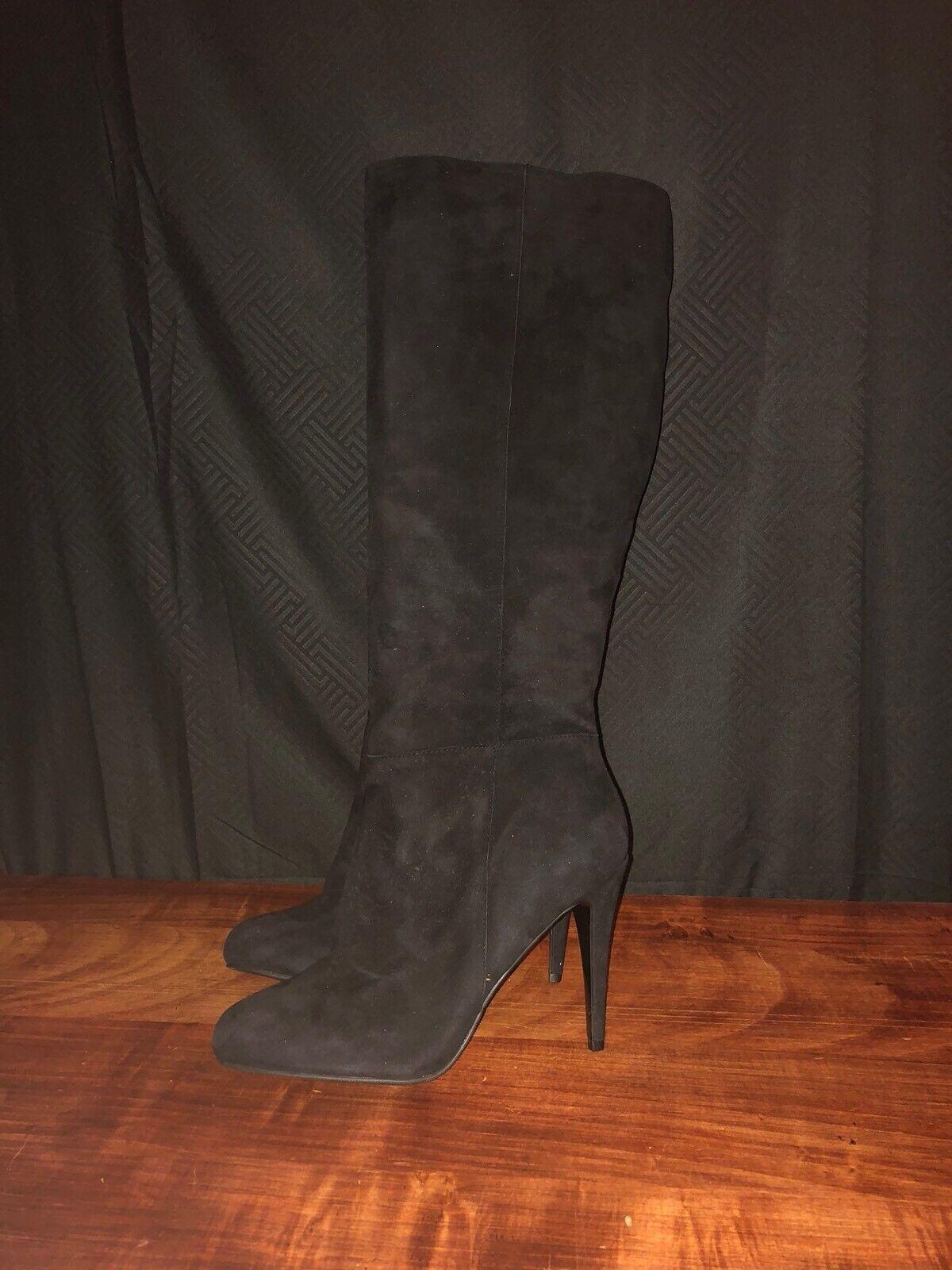 NIB Aldo Morono Suede Leder Stiefel Größe 11