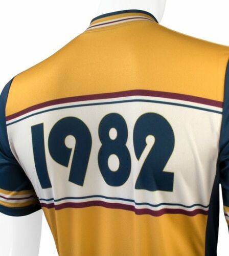 Aero Tech Sprint Jersey Made in the USA 1982 Vintage Cycling Jersey