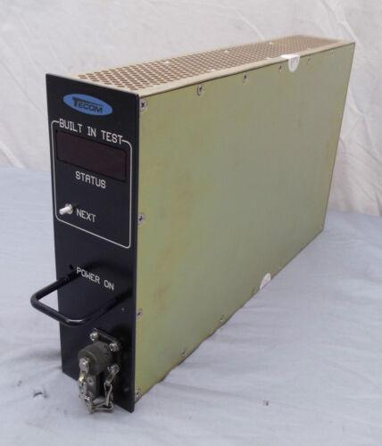 Part Number Used Tecom Beam Steering Unit 817492-002 wrs