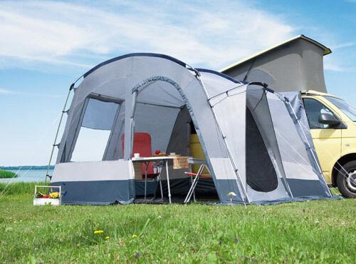 DWT Busvorzelt Sprint II Bus Vorzelt, NEU, Camping  579,--€