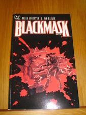 BLACK MASK PART 1 OF 3 BRIAN AUGUSTYN JIM BAIKIE DC GRAPHIC NOVEL<