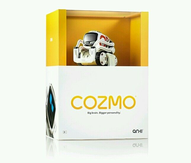 Cozmo Robot By Anki  Amazing, Intelligent Interactive. Real Life. 2018 BRe nuovo  profitto zero