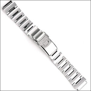 Image Is Loading Seiko Stainless Steel 20mm Bracelet For 1st And