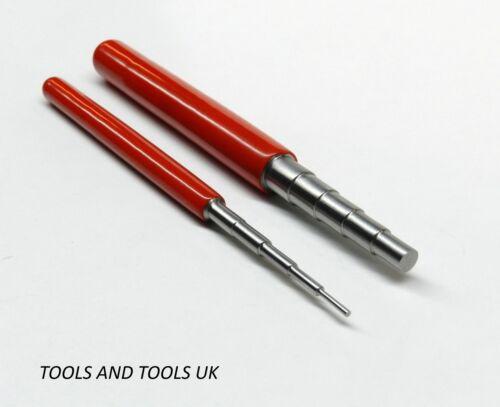 Alta Calidad Alambre Envoltura Mandril Set Joyería Creación Trabajo Crafts Tools