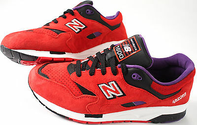 NEW BALANCE Elite Urban Sky 1600 limited edition shoes-12-NEW- $130-red sneakers