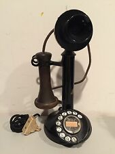 ANTIQUE NOVEMBER 1910 TELEPHONE VINTAGE EXTREMELY RARE ONE OF A KIND!