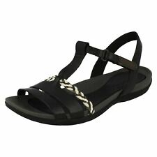 5d8e4b71a item 3 Ladies Clarks  Tealite Grace  Casual Strappy Leather Sandals - D  Fitting -Ladies Clarks  Tealite Grace  Casual Strappy Leather Sandals - D  Fitting