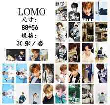 30pcs set Kpop infinite Kim SungGyu Personal PhotoCard Picture Poster Lomo Cards