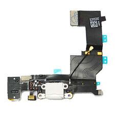 Muelle de carga puerto Flex Cable Conector Plug Repuesto Blanco para iPhone 5S