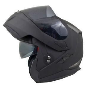 MT-Flux-Flip-Up-Front-DVS-Motorbike-Motorcycle-Helmet-Matt-Black
